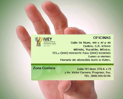 Instituto de vivienda del estado de yucat n gobierno for Horario oficina adeslas